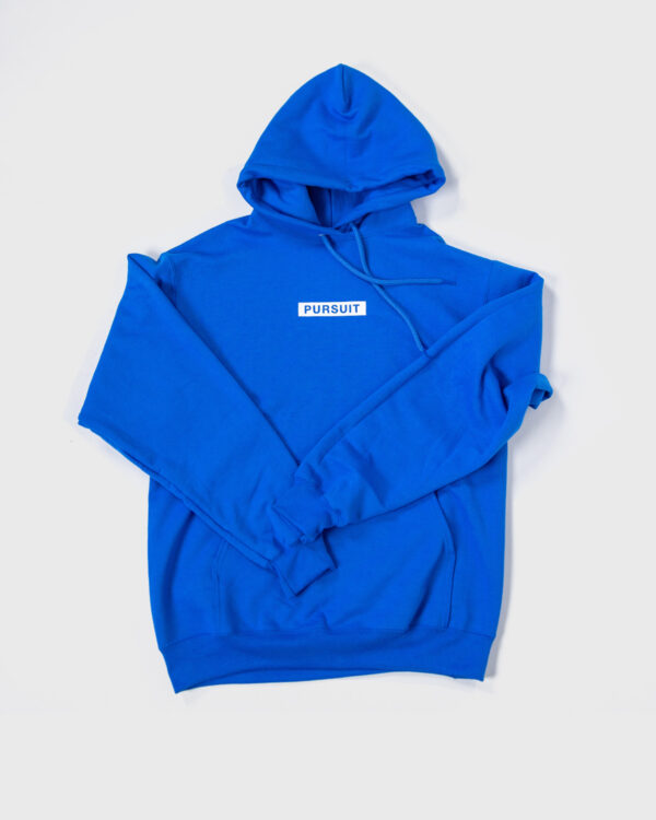 Revival in Our Day Hoodie Blue